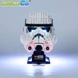 SuSenGo LED Light Kit For 75276, (Model Not Included)