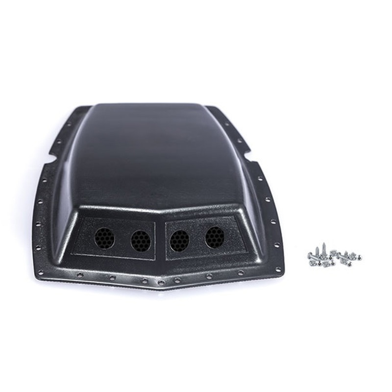 Simulation Hood Intake Air Inlet For Traxxas Ford Bronco Trx4 Rc Crawler Car Hood Engine Cover