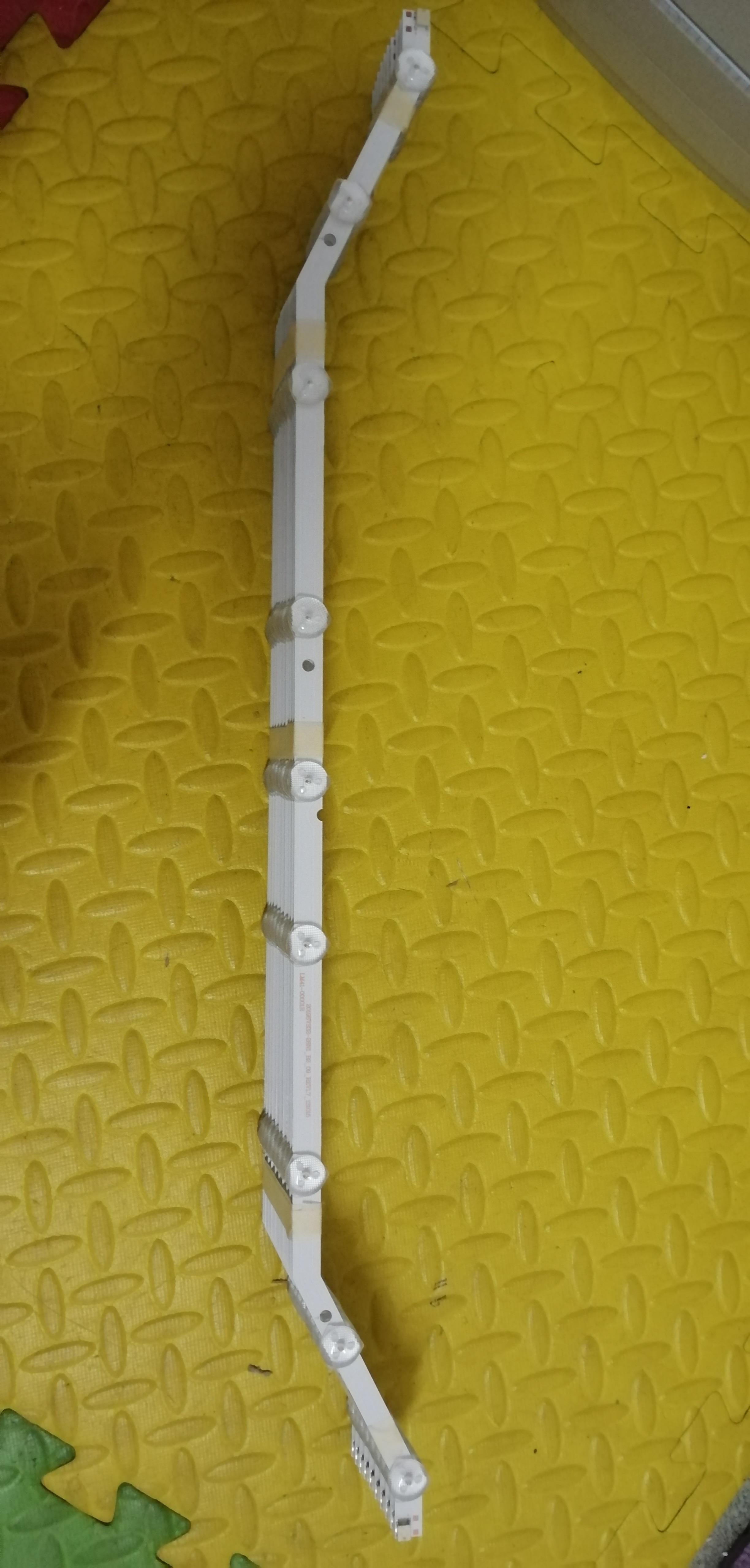 2PCS new 12LED STRIP D3GE-320SM1-R2  9light 12light  D3GE-320SM0-R2 LM41-00001R  for 2013SVS32 BN96-35204A BN96-28763A enlarge