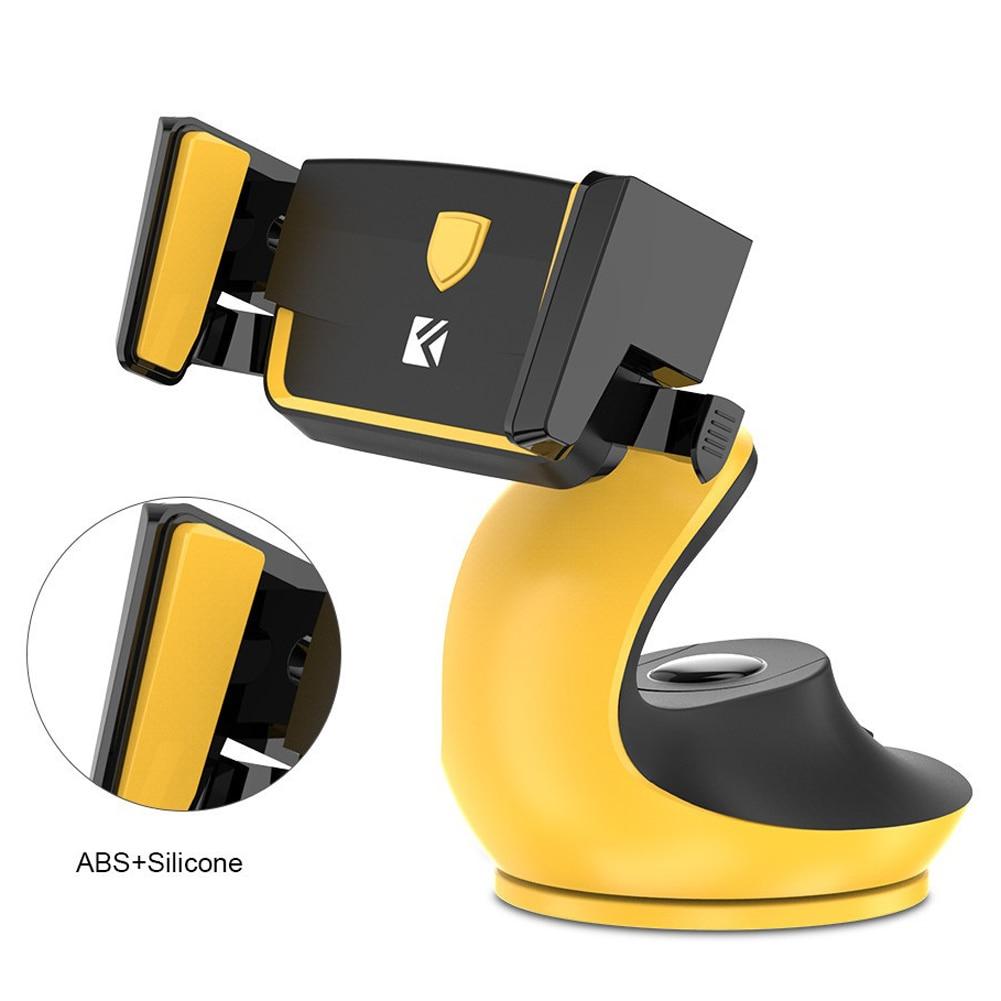 Soporte de teléfono inteligente para coche estilo Cisne, accesorios interiores para coche, tablero de succión, montura Windshielf, soporte GPS para Xiaomi Huawei iPhone