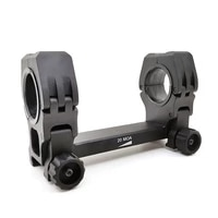 tactical hunting scope mount sights m10 qd l bubble level 25 4 30mm dualdouble rings for fit 20mm rail ak scope mount