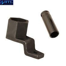 50 мм держатель коленчатого вала шкив ключ и 19 мм гнездо гармонического балансира для двигателей Honda Acura (2 шт.)