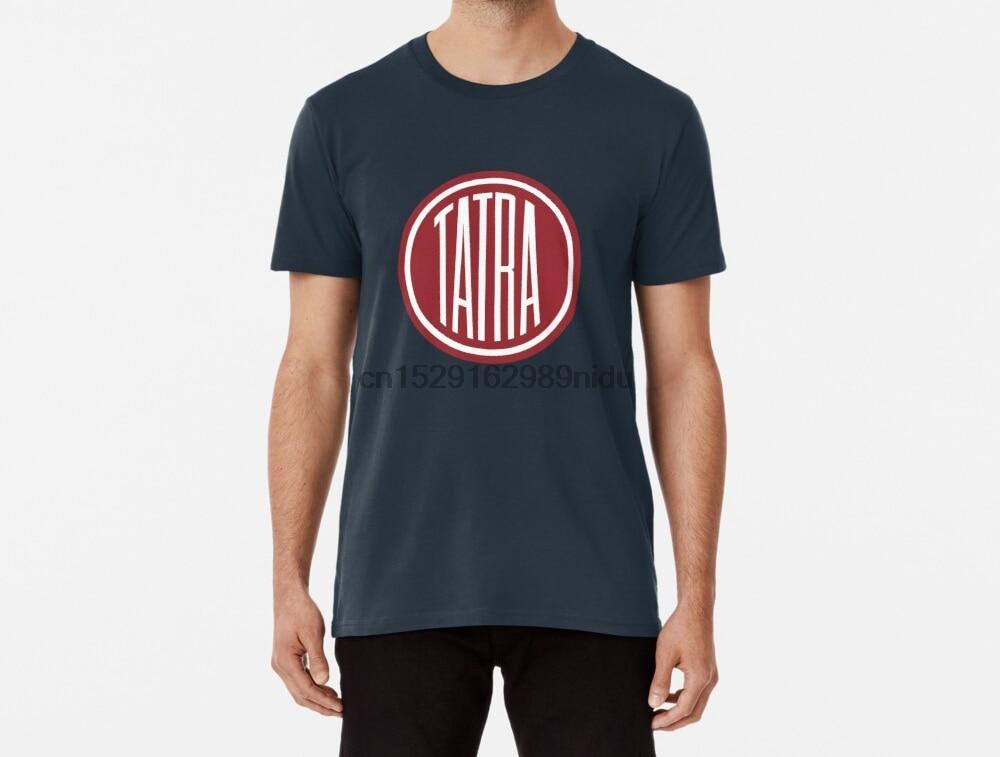 Camiseta clásica con logo de coche para hombre, camiseta divertida para mujer