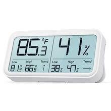 BF-8 في الأماكن المغلقة درجة الحرارة والرطوبة متر ، الرطوبة ، عالية الدقة الاستشعار الرقمي (سلسلة SHT) ، عالية الوضوح على النقيض من ذلك