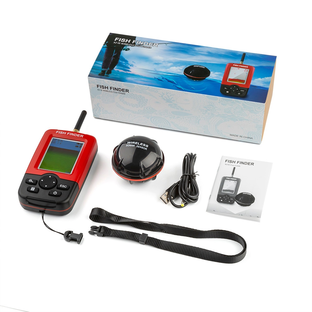 VERY100 500M Wireless RC Fishing Bait Boat Set Hook/Bait Post 2 Motors Single Hand Control and GPS Fishfinder Set for Anglesport enlarge