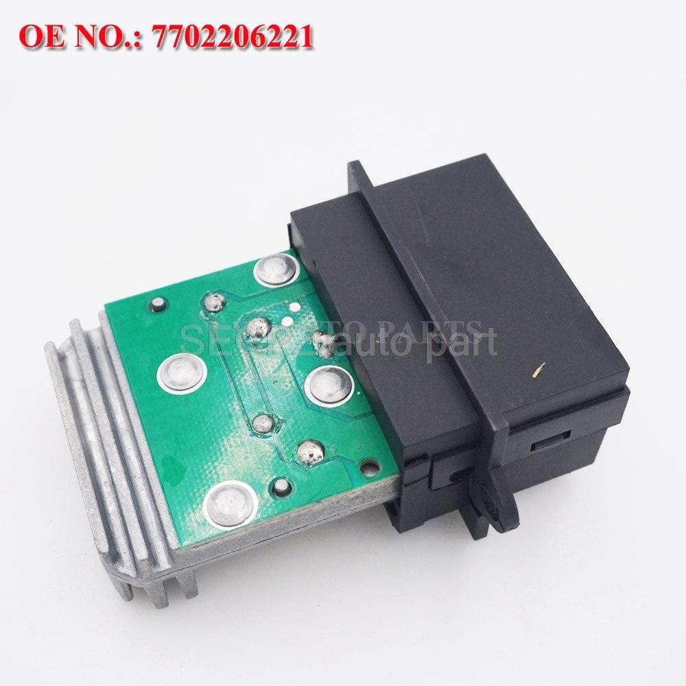 for RENAULT R19 R21 Blower Motor Resistor 7702206221 7701033535 508588