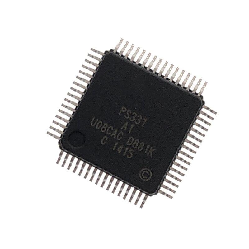 Melhor Qualidade 10PCS PS331TQFP64G-A1 TQFP64 PS331TQFP64G TQFP-64 PS331TQFP64 331TQFP64 PS331 Novo e original
