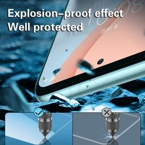 Image 4 - Закаленное защитное стекло для Xiaomi Redmi Note 10 8 7 9 Pro Max 9A, 4 шт.