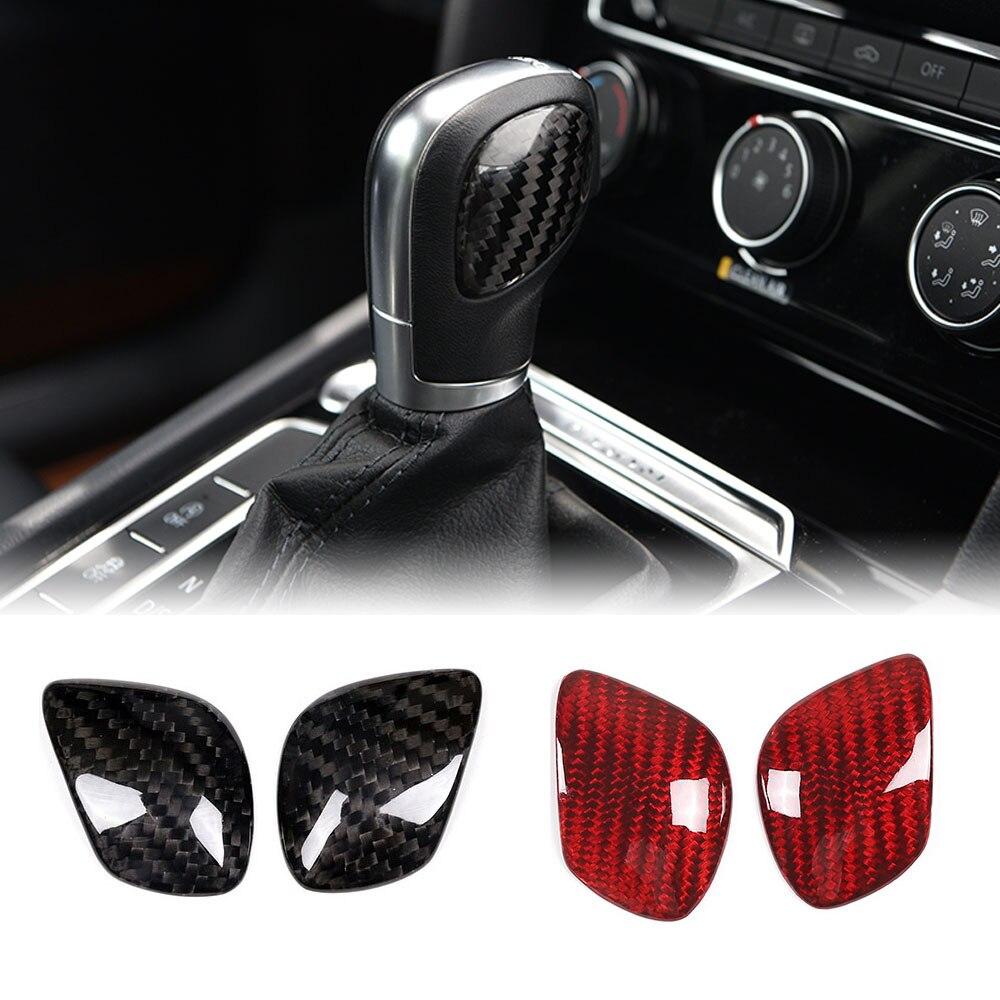 AliExpress - Real Carbon Fiber Car Gear Knob Panel Decoration Sticker For Volkswagen VW Golf 5 6 7 GTI Passat B6 B7 MK6 MK7 CC Jetta POLO