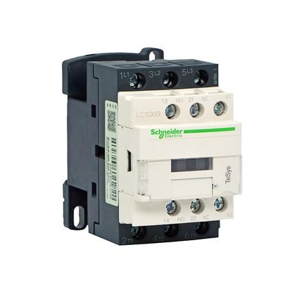 AC contactor LC1D09M7C LC1-D09M7C AC220V 9A abierto cerca de 1 1