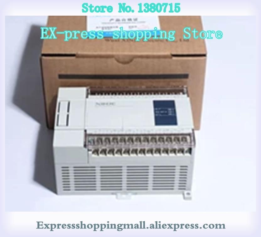 جديد الأصلي 18 نقطة NPN المدخلات 14 نقطة الترانزستور الناتج XC2-32T-C PLC DC24V