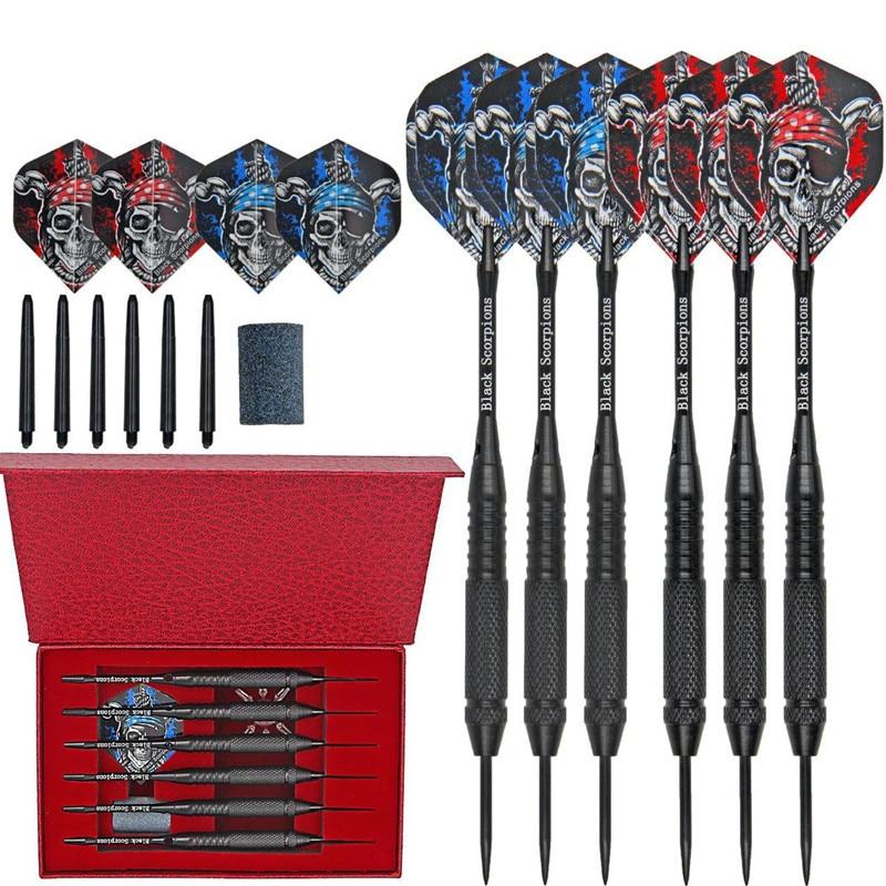Высокое качество Домашние развлекательные дротики задать различные стили Дартс Летающая Профессиональный Набор для игры в Дартс для dart ме...