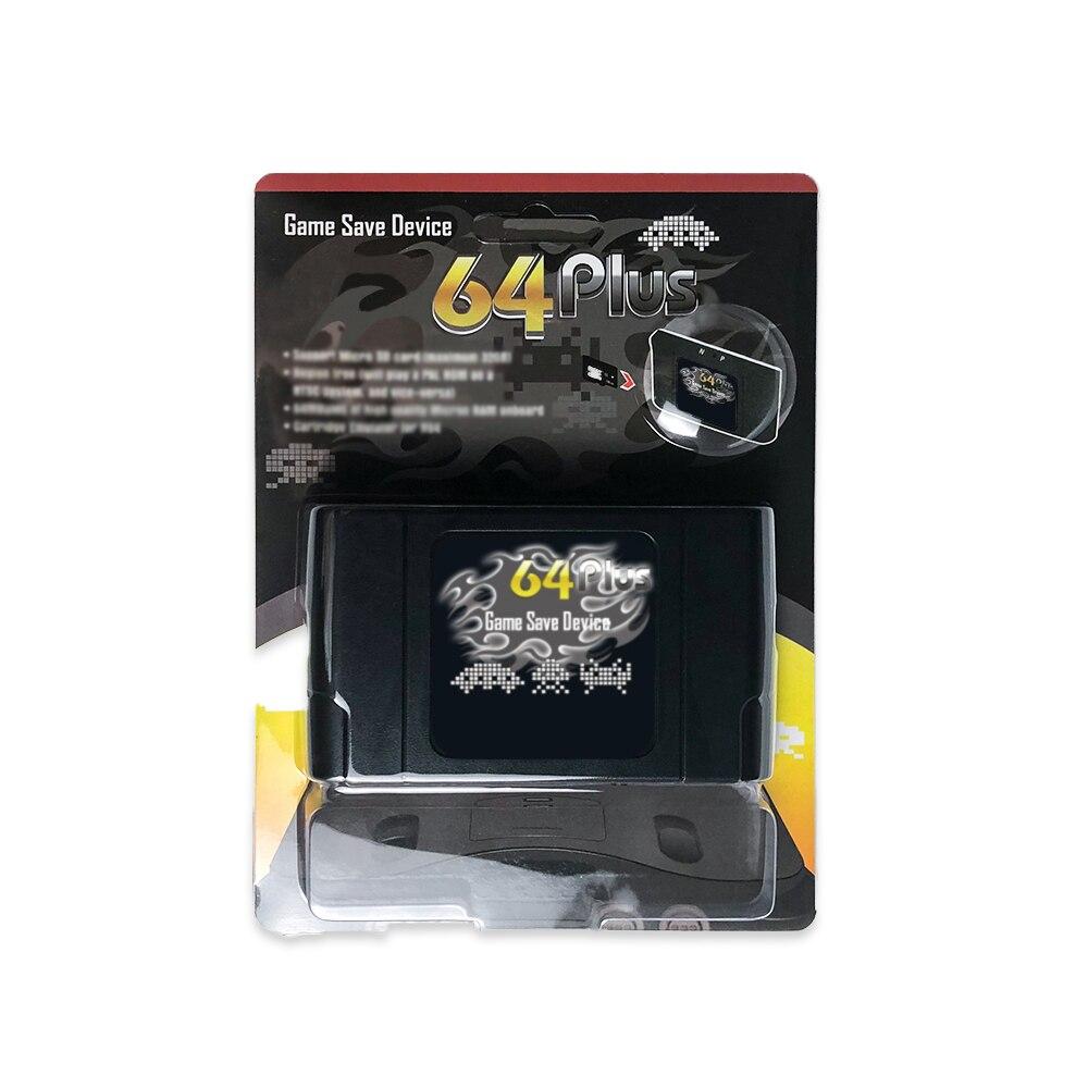 Cartucho de juego 340 en 1 con caja de venta al por menor para consola N64 de 64 bits, soporte NTSC y PAL