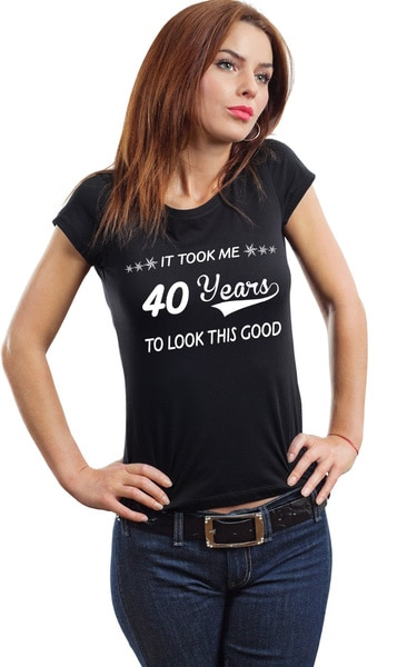 sorry ladies this guy is taken boyfriend t shirt relationship gifts for him anniversary t shirt gift from girlfriend Birthday Gift Anniversary Gift It Took me 40 or Your Age Here years to looks this Good Gift t-shirt CUSTOMIZABLE t-shir