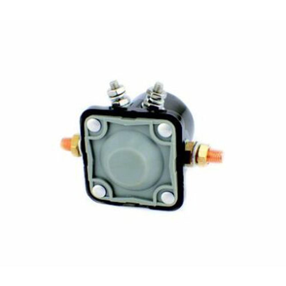 Fácil instalar marinha de popa 383622 395419 582708 586180 acessórios solenóide partida 12 v interruptor relé para johnson omc evinrude