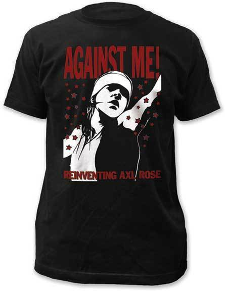 Contra ME-reinventando-Camiseta S-2XL nuevo impacto oficial Merchandising