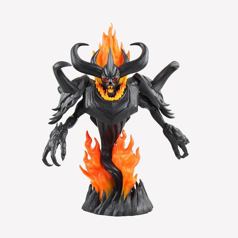 Dota 2 sombra demonio pequeñas figuras héroe figura de acción juguete modelo muñeca regalo 24cm