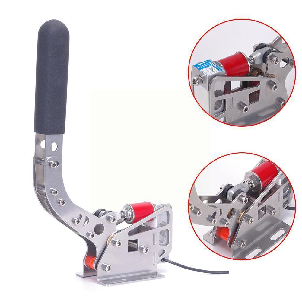 Racing Game Steering Wheel Hand Brake Drift Game Steering Sensor For He Weighing Tuma Suitable Wheel J8g0