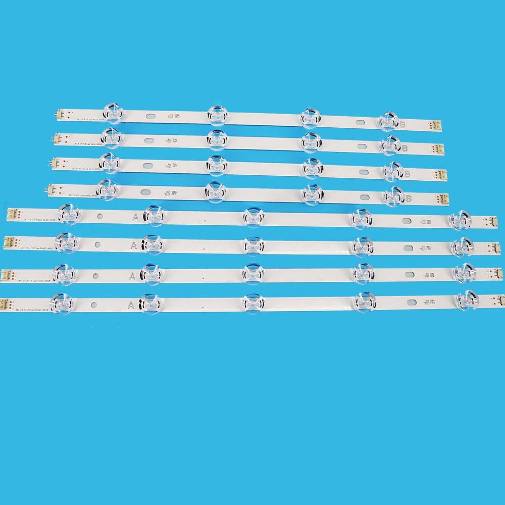 LED Backlight strip For LG 47'' TV innotek DRT 3.0 47'' 47LB6500-UM 47LB5700-ZB 47LB5700-ZK 47LB580V-ZA 47LB580U-ZM 47LB5800-ZM
