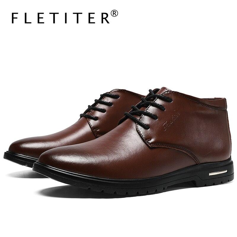 أنيقة عالية أعلى الرجال حذاء من الجلد جلد طبيعي الدانتيل يصل أحذية رجالي أشار البريطانية الخريف الشتاء الأحذية الأحذية الأعمال الرسمية