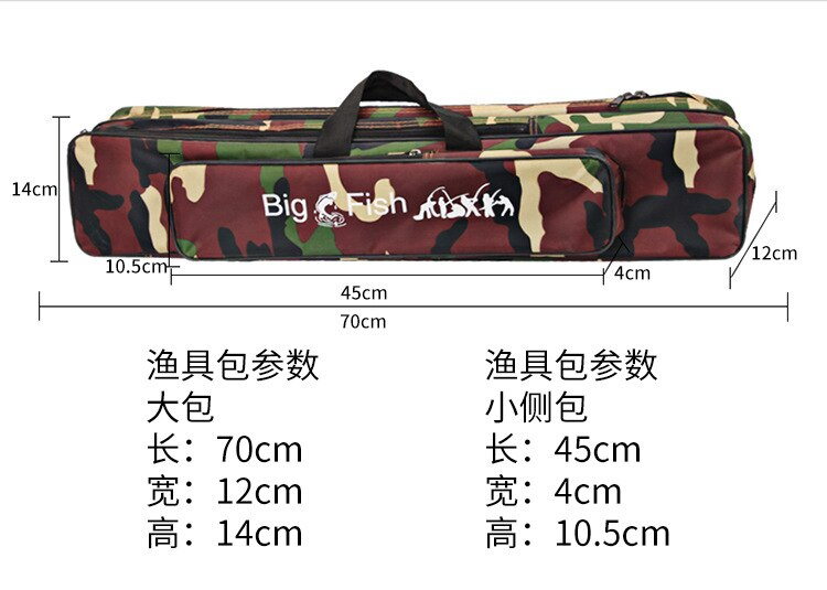 Long Throw Extension Fishing Rod Spinning Carbon Ultra Light Freshwater Fishing Rod Case Combo Feeder Carpe Entertainment HX50RC enlarge