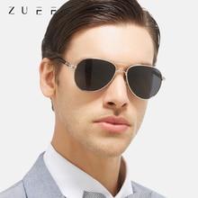 Classic Polarized Sunglasses Retro Sunglasses For Men/Women Driving Glasses Men Black Pilot Sun Glas