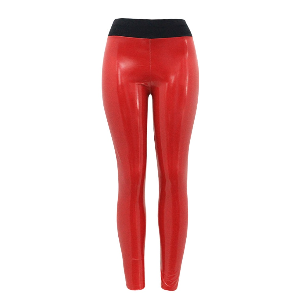 KANCOOLD pantalones de Yoga chándal para mujeres Leggings deporte mujeres Fitness cintura alta Stretch Skinny Seamless Leggings negro blanco