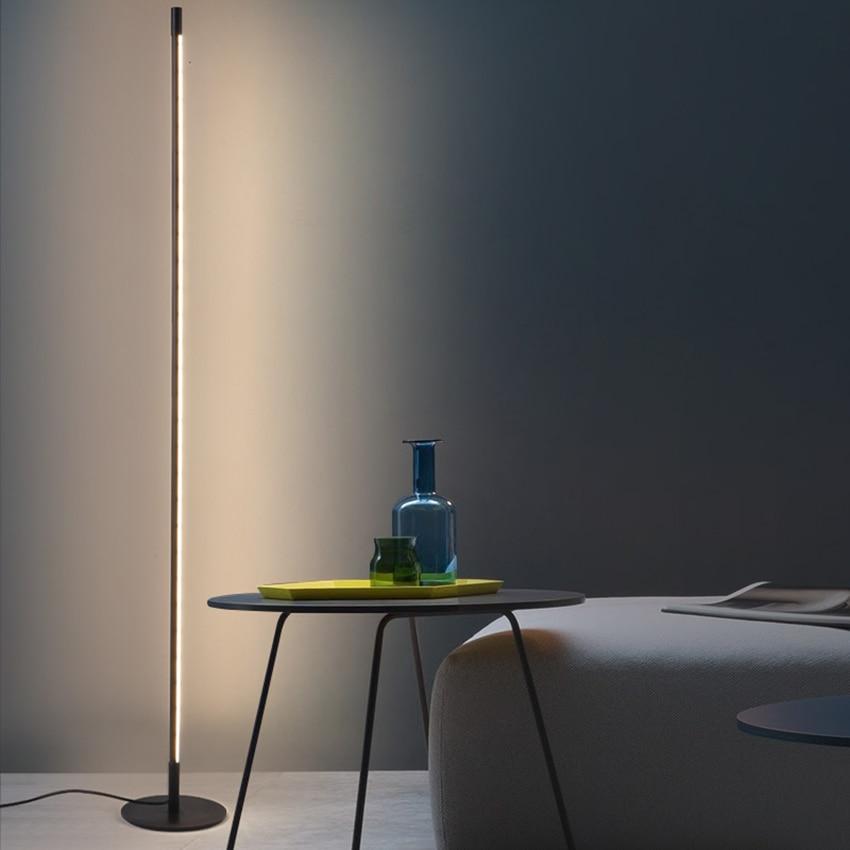 Современный новый триколор затемняющий СВЕТОДИОДНЫЙ торшер для гостиной, декоративный светильник для пола, комнатное освещение, светильни...