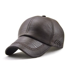 Autumn And Winter Hat New Outdoor Sun Hat Casual Men's Baseball Cap Middle-Aged And Elderly Cap