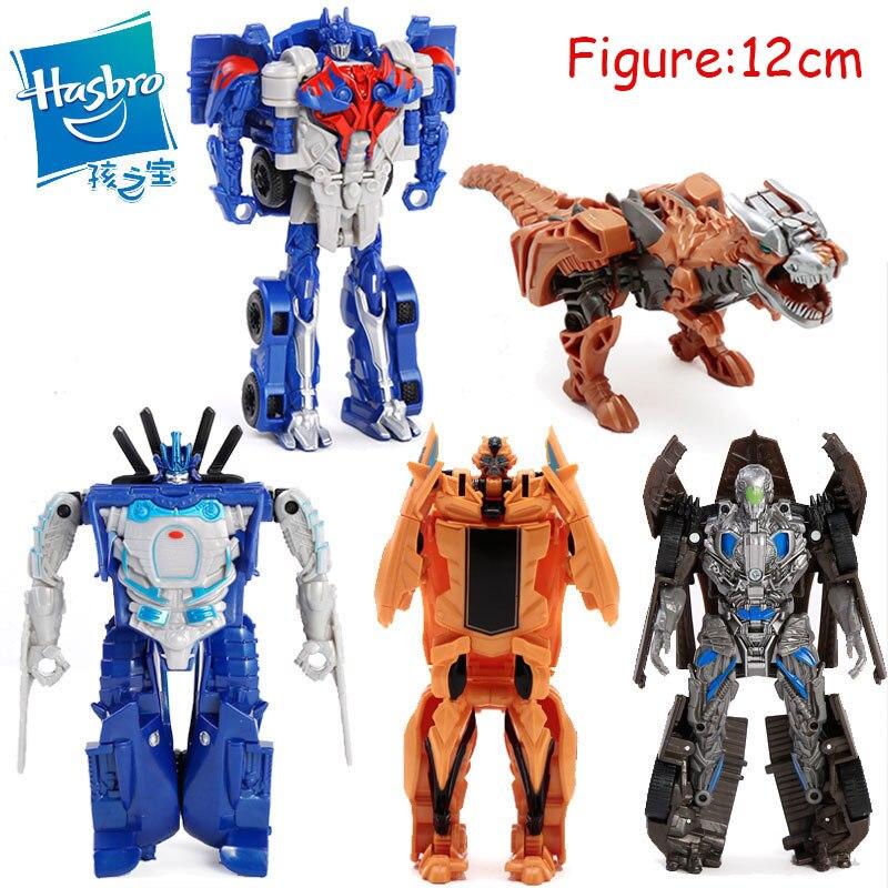 Hasbro Transformers Robot Car Model Action Figure Toy Energy Warrior Optimus Prime Autobot Drift Kids Robot Toys