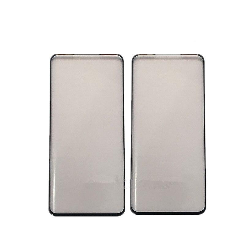Oneplus7 Pro pantalla táctil para Oneplus 7 Pro frontal panel táctil LCD pantalla exterior cristal cubierta de teléfono reparación piezas de repuesto