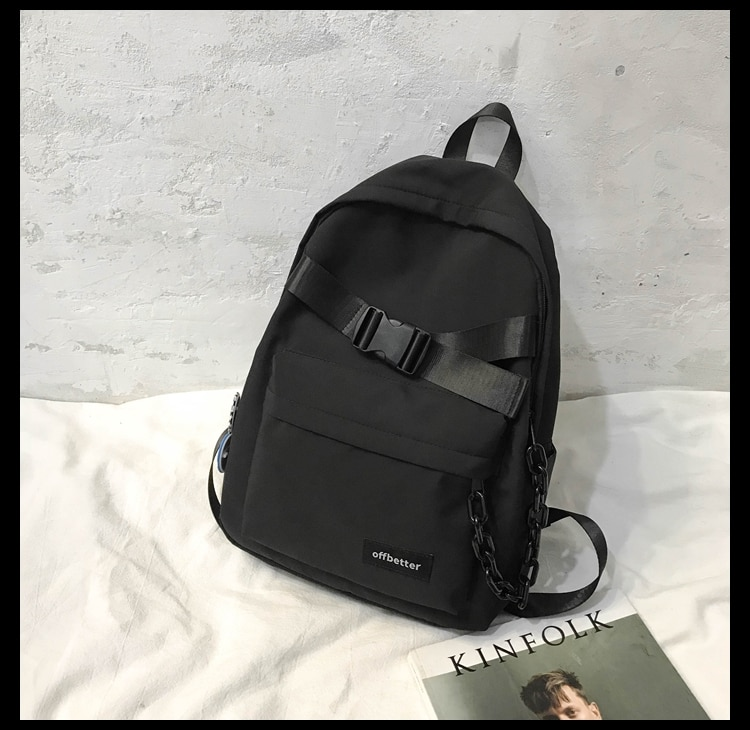 BB1400 2021 جديد سعة كبيرة طالب المدرسة الثانوية حقيبة ظهر عادية