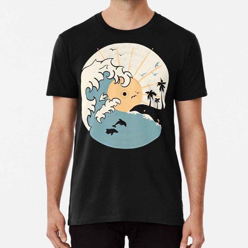 Ocn Lp. T camisa Ndtank naturaleza Playa Mar vacaciones de verano sol amanecer Atardecer