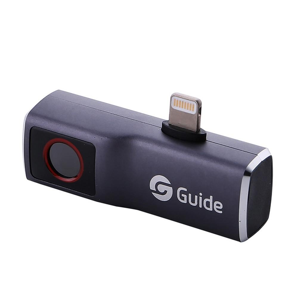 MobIR كاميرا التصوير الحراري الهواء كاميرا صغيرة للكشف عن درجة الحرارة كاميرا تصوير الحرارية للهواتف الذكية Type-C أندرويد/IOS آيفون