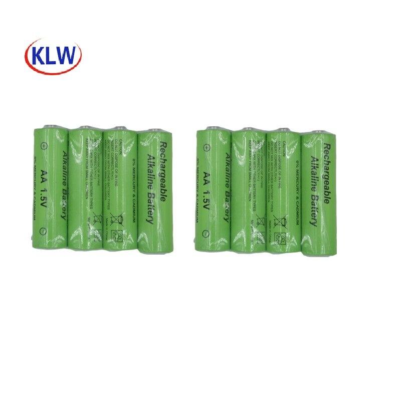 Щелочной аккумулятор LR6 LR03 AA AAA 1,5 V с 4 слотами интеллектуальное зарядное устройство USB LED дисплей умное зарядное устройство