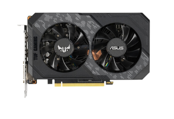 Graphics card TUF-GeForce GTX 1660S-O6G-GAMING Chicken E-sports Game Desktop Graphics card