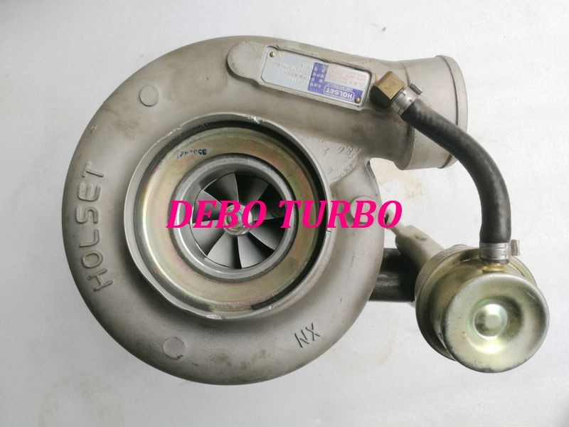 Nuevo turbocompresor genuino HOLSET WH1E 4050185 4046677 1118010-M540 Turbo para camión Dongfeng YUCHAI Diesel YC6L 8.4L 280HP 310HP