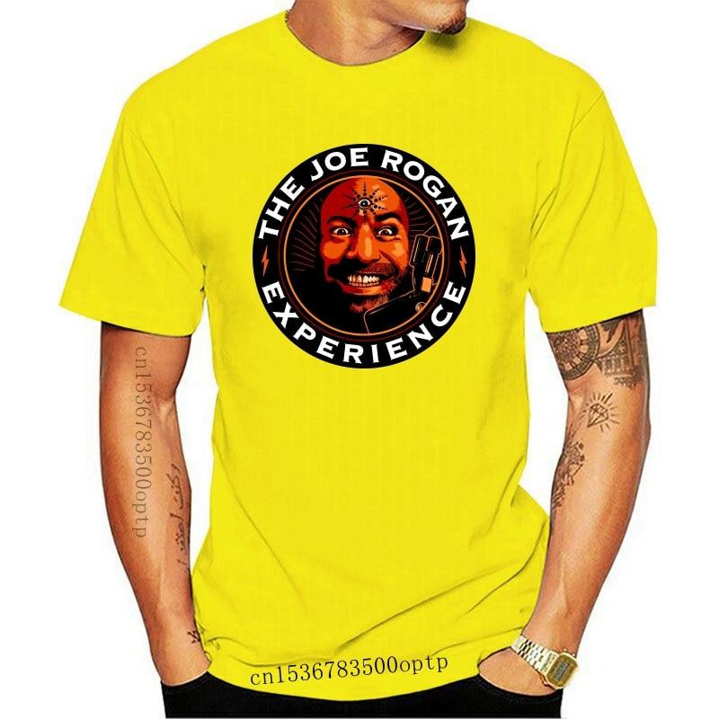 New Joe Rogan Experience Jre Men Black Tshirt Size S 2Xl 031971