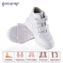New Orthopedic Shoes for Kids Princepard Children Autumn Sports Sneaker Navy White add Orthopedic In