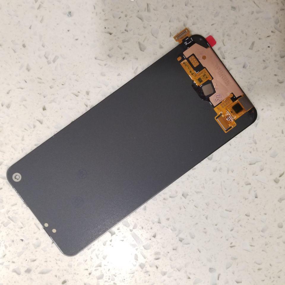 Оригинальный ЖК-дисплей 6,4 дюйма для Realme 8 Pro RMX3081, сенсорный дигитайзер, экран в сборе для Realme 8 4G, версия RMX3085