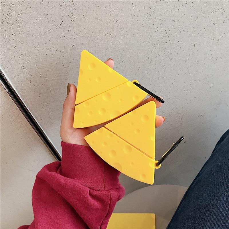Чехол для наушников, симпатичный чехол для наушников Air Pods Pro, мультяшный чехол для наушников, беспроводной защитный чехол с Bluetooth для Airpods1/2 чехол