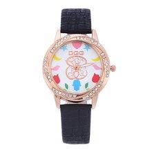 Reloj Mujer 2020 New Top Luxury Brand Bear Women Watch Fashion Dress Quartz Watches Ladies Casual Le