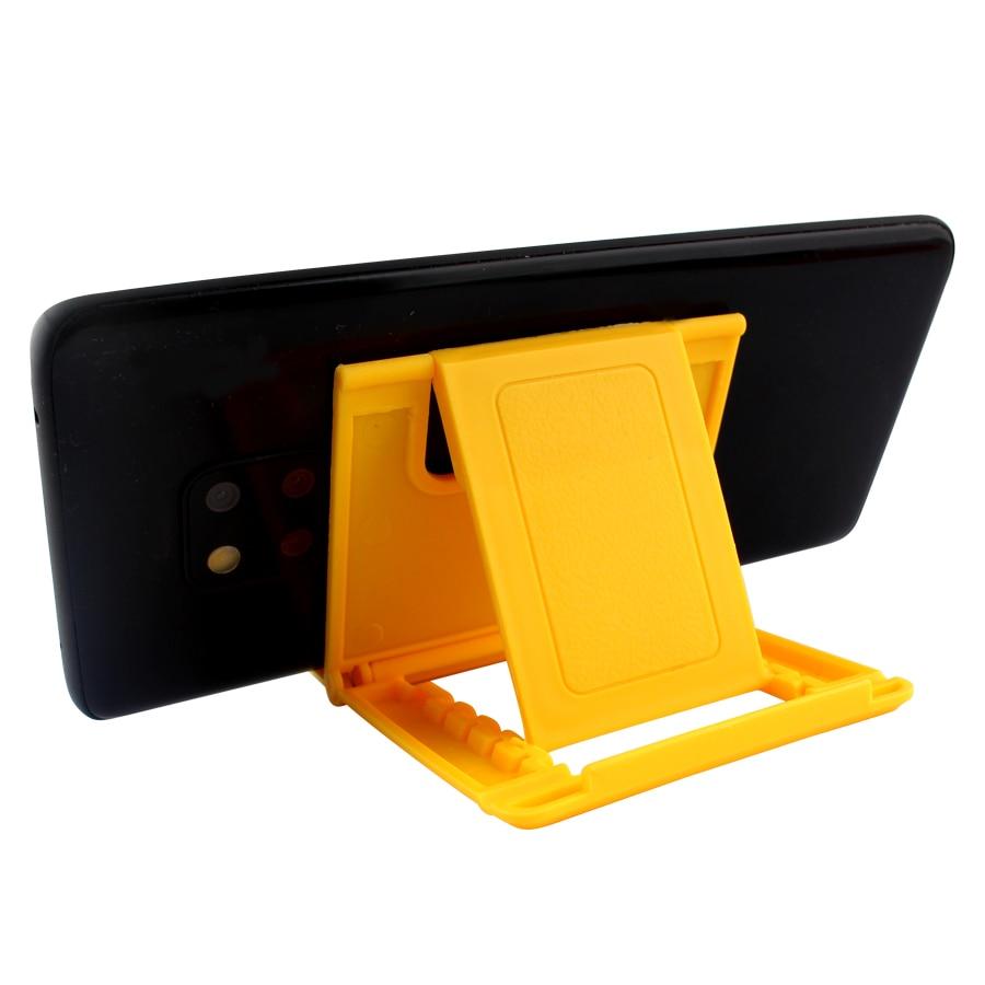 Soporte plegable Universal para teléfono base de agarre para tableta y teléfono de soporte de escritorio multiángulo párr Samsung