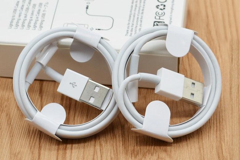 Cable de carga USB para iPhone 6S 6 7 8 Plus 11...