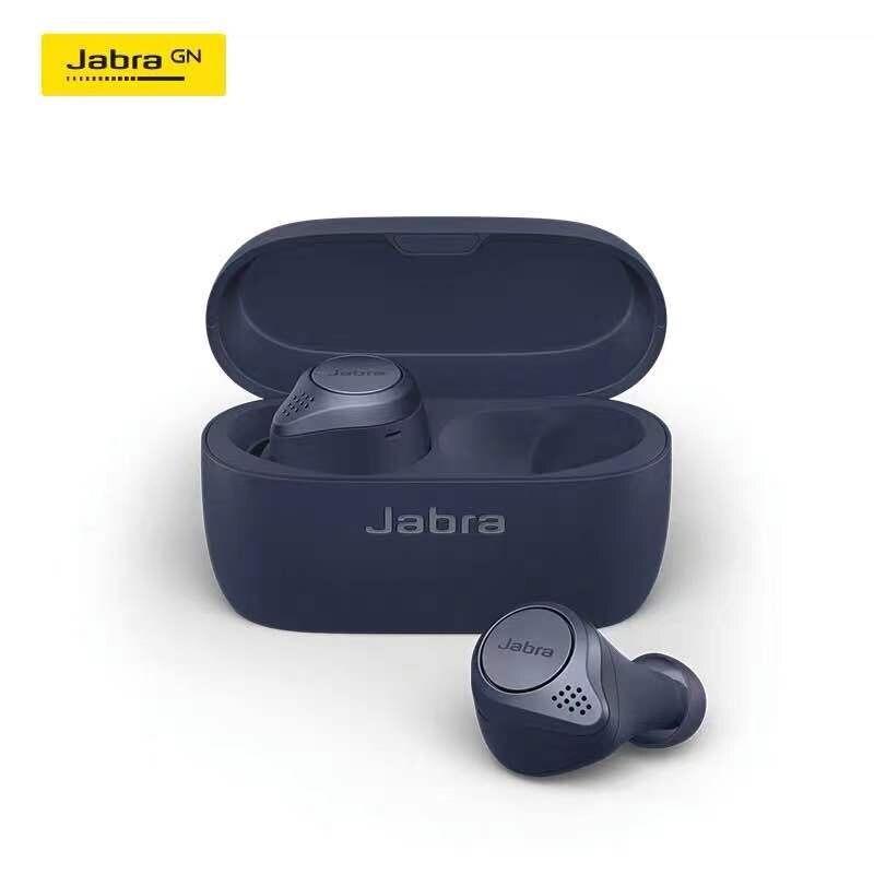 New Jabra Elite 75t/ Active 75t Original Bluetooth Earbuds True Wireless Earphone with Charging Case VS Buds Pro vs SONY