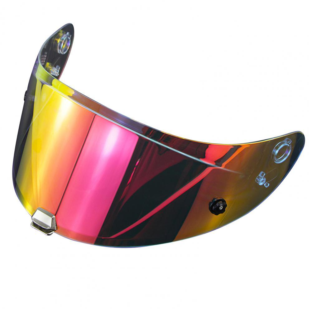 80% Hot Sales!!! REVO Helmet Visor Lens UV Protection Night Vision Safe Full Face Motorcycle Helmet Lens for HJ-26 RPHA11 RPHA70 helmet visor for hjc rpha11 rpha70 motorcycle detachable helmet glasses motorbike helmet lens motocross full face visor