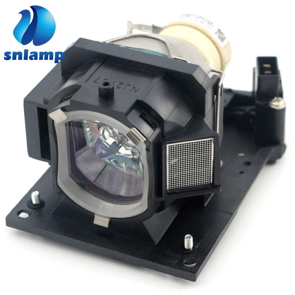 الأصلي W/الإسكان العارض مصباح لمبات لشركة هيتاشي الكشافات ED-A220N ED-A220NM CP-DW25WN CP-D32WN CP-D27WN