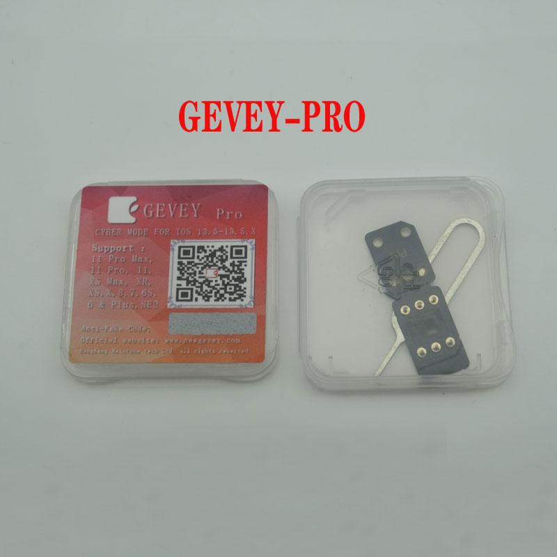 GEVEY-PRO SIM V13.3.1plug n jugar auto perfecto para iPhone iP6/7/8/s/x r/s x max /11/11 pro max MKSD BLACKCHIp ios14