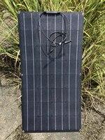 etfe solar panel 12v 100w 300w 500w 1000w 1kw 2000w 2kw 3000w 220v 110v off grid solar battery charger car caravan camping boat