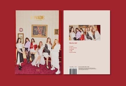[MYKPOP]~ ~ 100% ORIGINAL (G)I-DLE GIDLE MINI #2 me CD fanáticos KPOP colección SA19082908